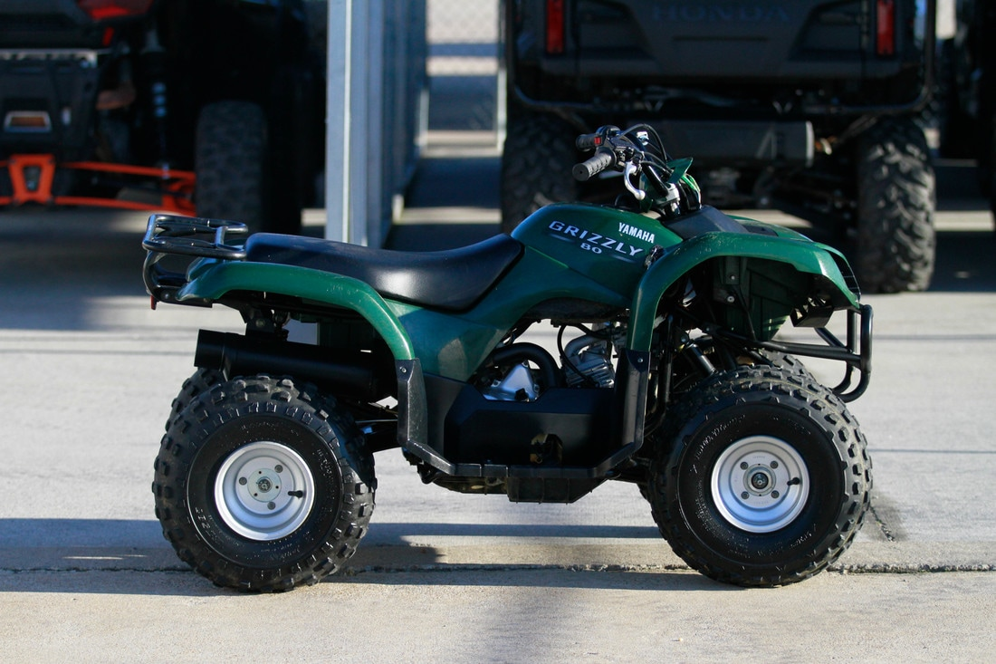 2005 yamaha grizzly 80 ronald 39 s cycle center for Yamaha grizzly 80